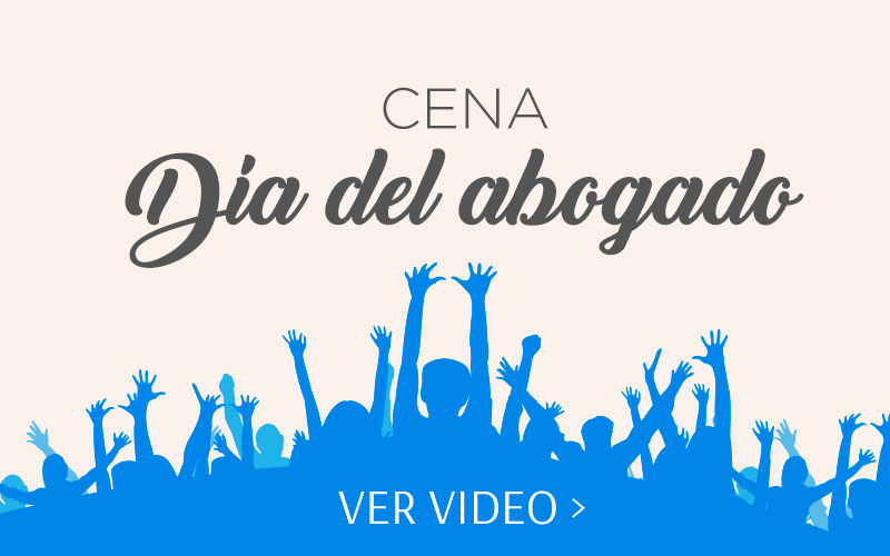 Cena Día del Abogado Video